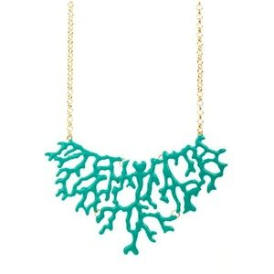 Coral Reef Reversible Statement Necklace